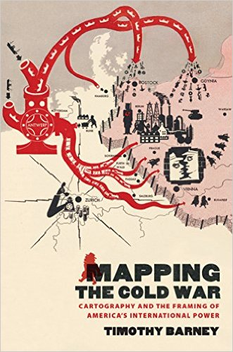 Timothy Burney's Mapping the Cold War